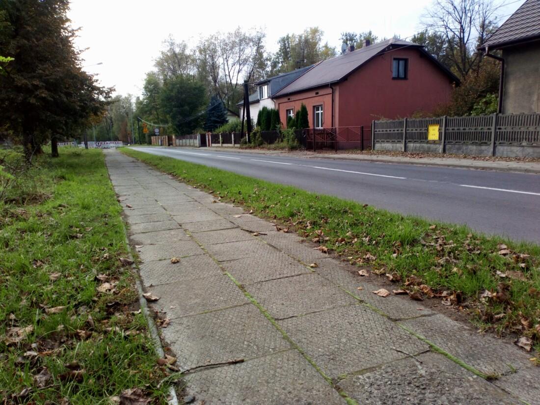 Duże szanse naremont chodników 7